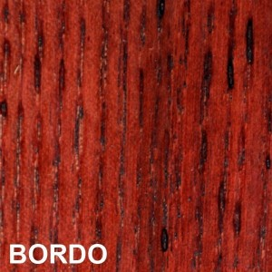 BR100 Bejca wodna do drewna 200 ml bordo